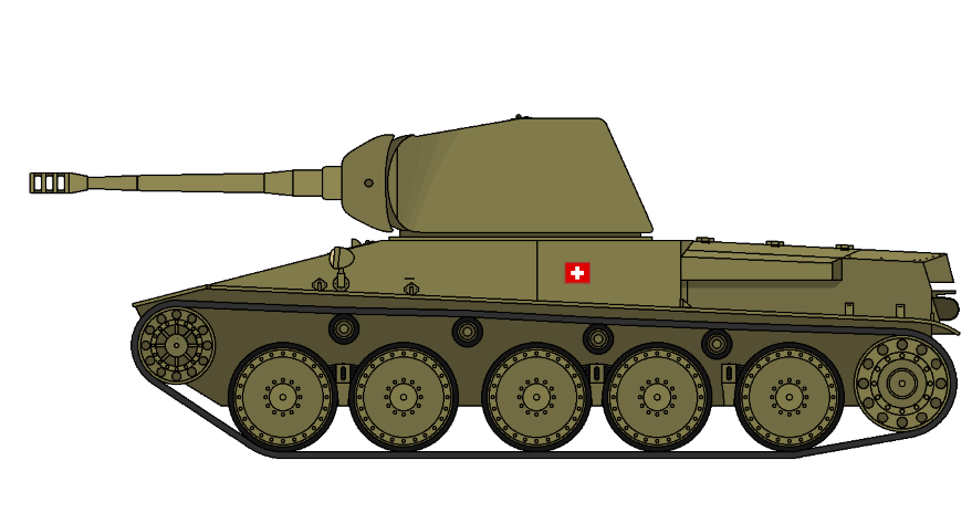 Swiss tree for World of Tanks proposal by Mizutayio